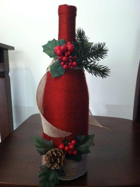 decorazioni-natalizie-bottiglie-1