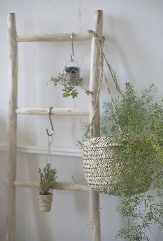 Decorazioni scala con piante 20 ideadesigncasa - Idea design casa ...
