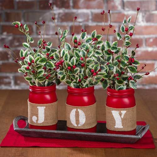 DIY Christmas Decorations With Glass Jars 40 Ideas Video Tutorial Enchanting Decorated Jars For Christmas