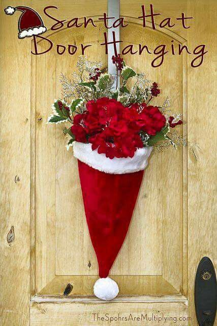 Decorazioni Natalizie Per Portoni.Decorare La Porta D Ingresso A Natale Ecco 15 Idee Per Ispirarvi