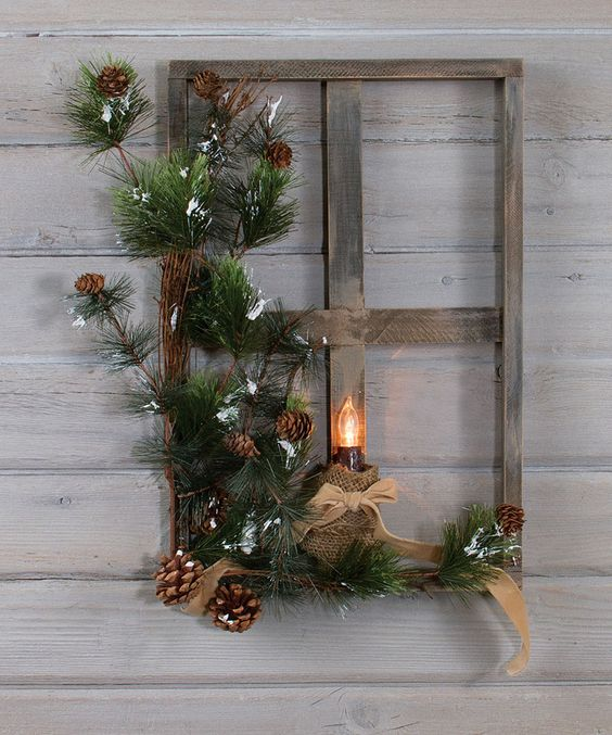 Un quadretto natalizio originale