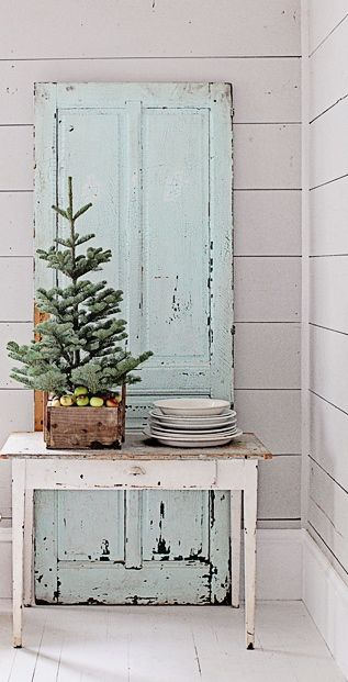 Stufe A Pellet Shabby Chic.Decorare Il Natale In Stile Shabby Chic 20 Idee Per