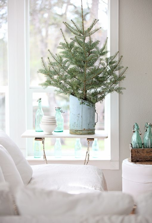 Top Decorare il Natale in stile Shabby Chic! 20 idee per ispirarvi UD82