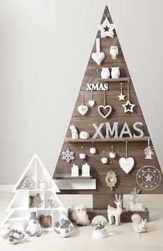 shabby chic christmas 9