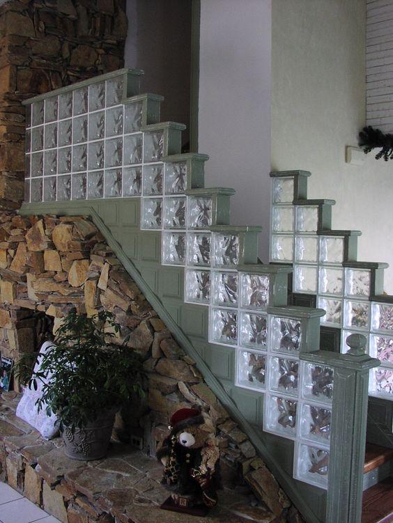 Utilizzi Originali Del Vetrocemento Dentro Casa 20 Idee