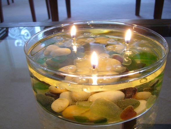 Super Realizzare una candela che non si consuma! Tutorial + 15 idee BQ43