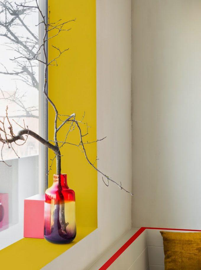 Dipingere le pareti di casa in modo creativo 20 idee - Idea design casa ...