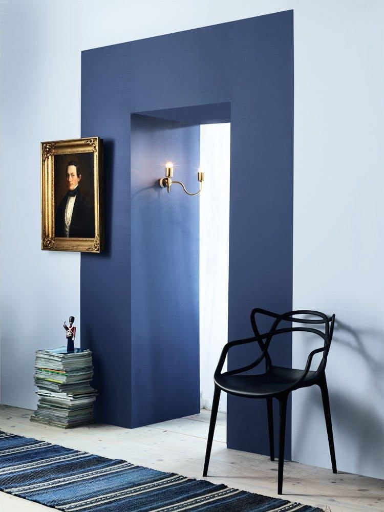 Dipingere le pareti di casa in modo creativo 20 idee for Pareti casa