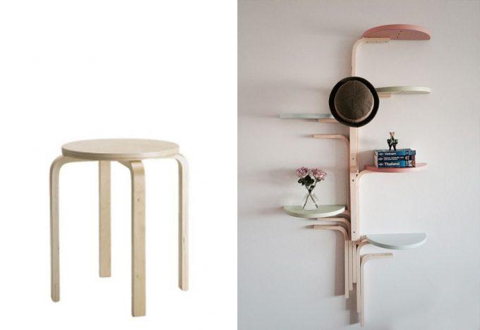 Mobili Ikea Shabby : Rivisitare un prodotto ikea! 20 idee fai da te da vedere tutorial
