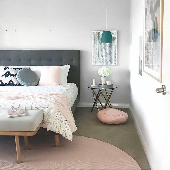 decorare camera con colori pastello 13
