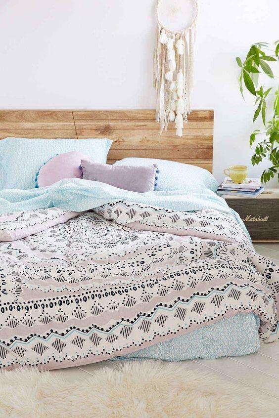 Camera da letto con colori pastello! Ecco 20 idee per ...