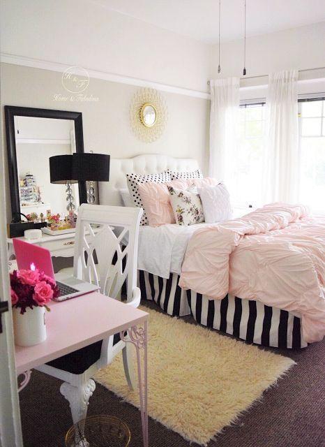 decorare camera con colori pastello 9