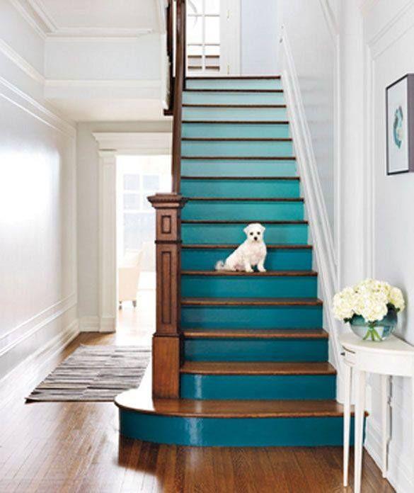 decorazione creative scale casa 10