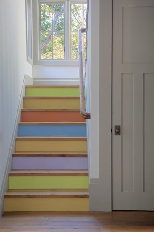 decorazione creative scale casa 15