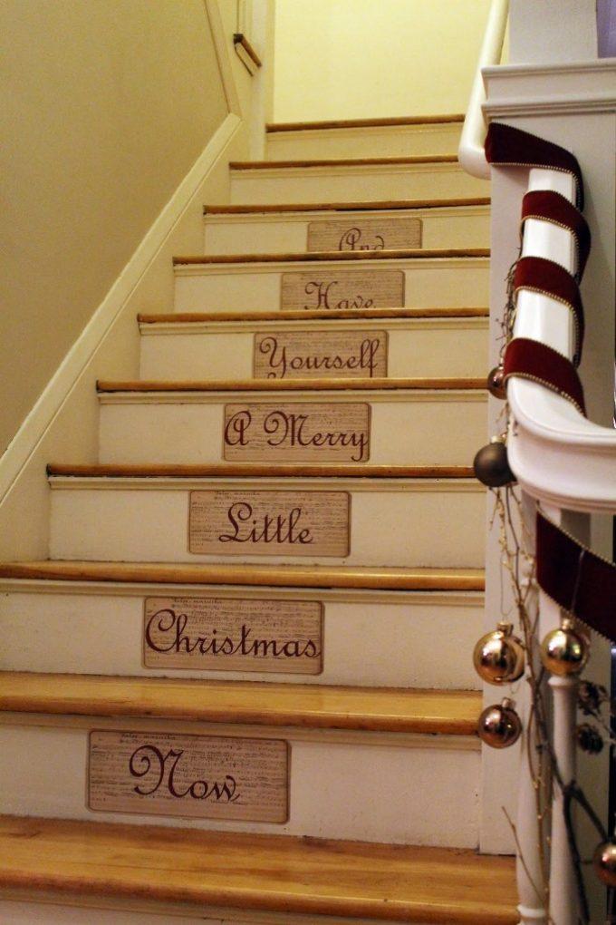 decorazione creative scale casa 19