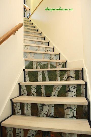 decorazione creative scale casa 4