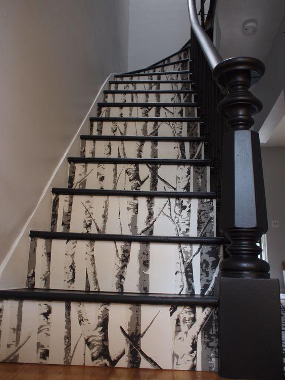 decorazione creative scale casa 6