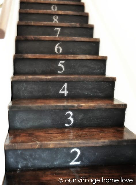 decorazione creative scale casa 8