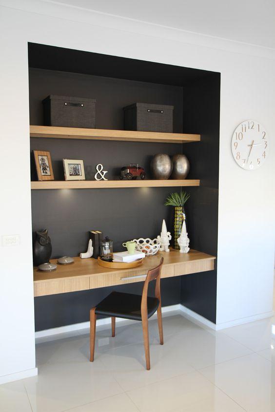 Un angolo design nel salone