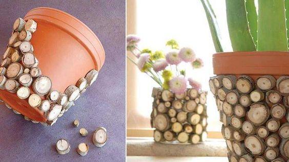 Decorare Vasi Di Terracotta.Decorare Creativamente Un Vaso In Terracotta 20 Idee Video Tutorial