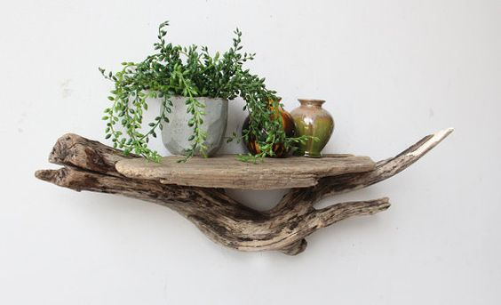 DIY decorations with Driftwood 19
