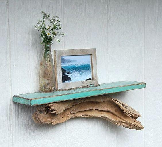 Lavoretti fai da te con legno di mare