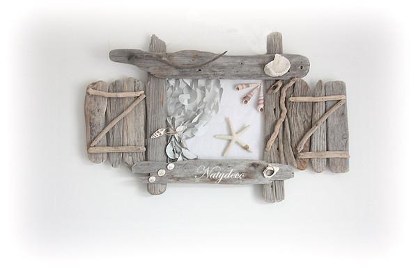 decorazioni fai da te con legno di mare 3