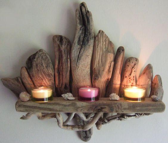 bricolaje decoracin con madera