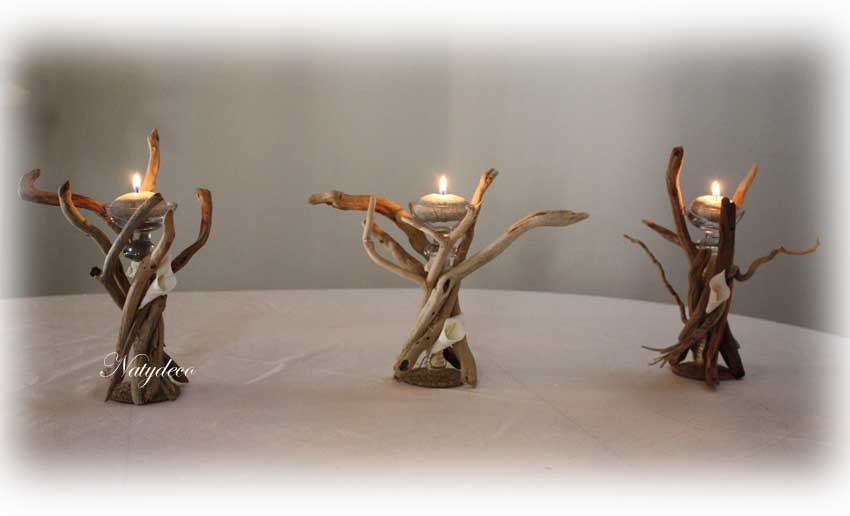 decorazioni fai da te con legno di mare 6