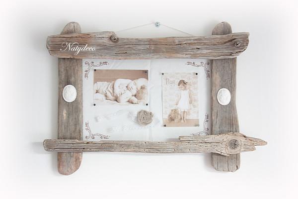 decorazioni fai da te con legno di mare 7