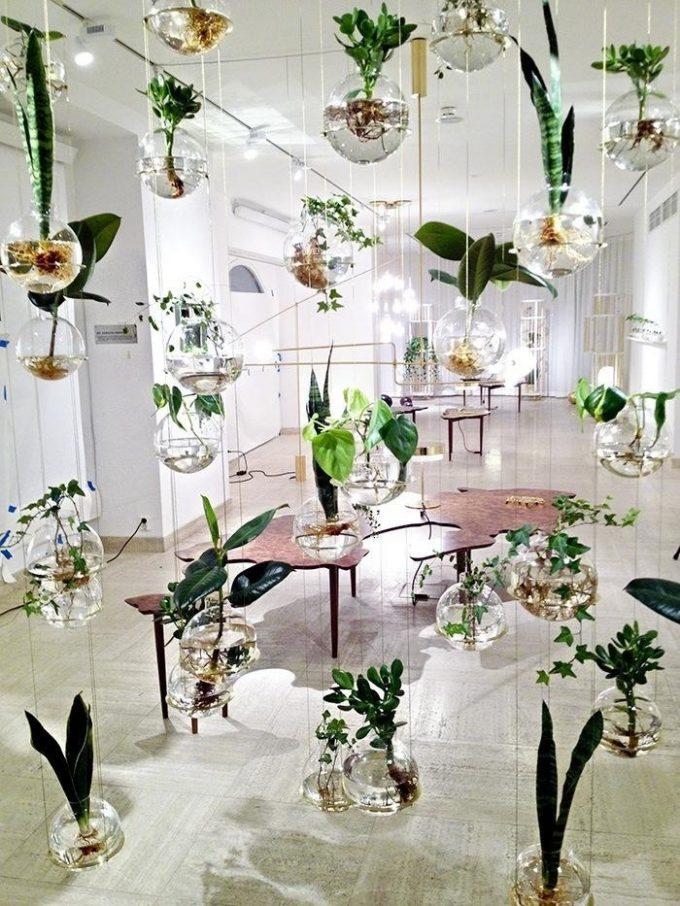 Giardini sospesi per decorare casa 20 idee bellissime per - Decorazioni sospese ...