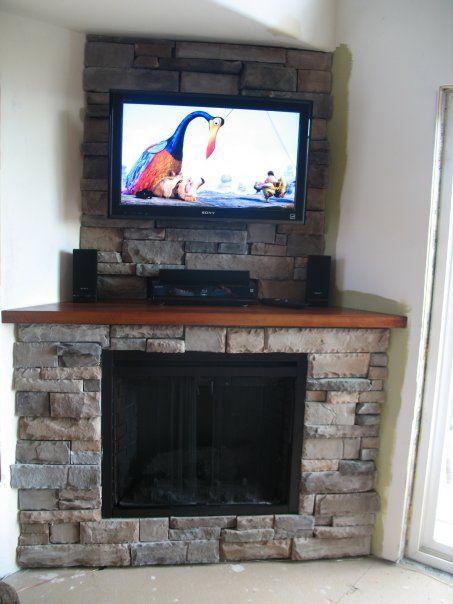 17 corner fireplace ideas