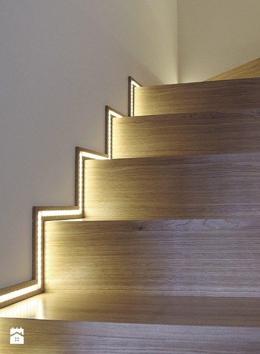 idee illuminazione scale con led 4