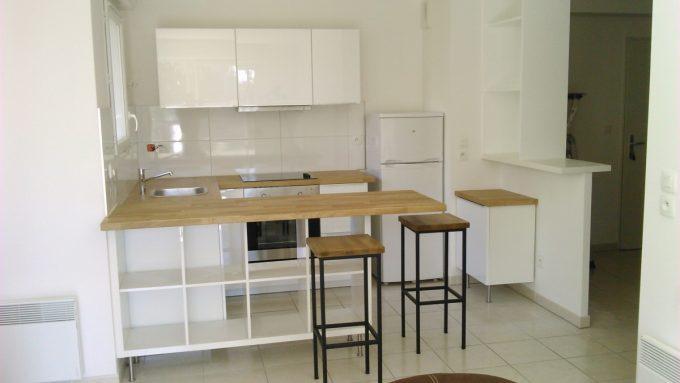 idee scaffali IKEA isola cucina 6