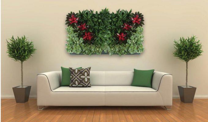 parete vegetale fai da te 3