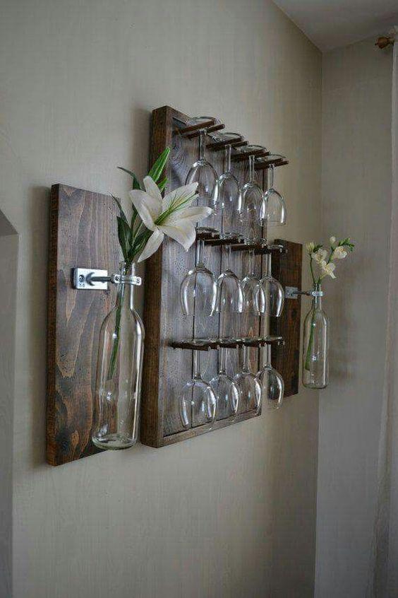 Un portabicchieri fai da te 20 idee per ispirarvi n 12 - Porta bicchieri ...