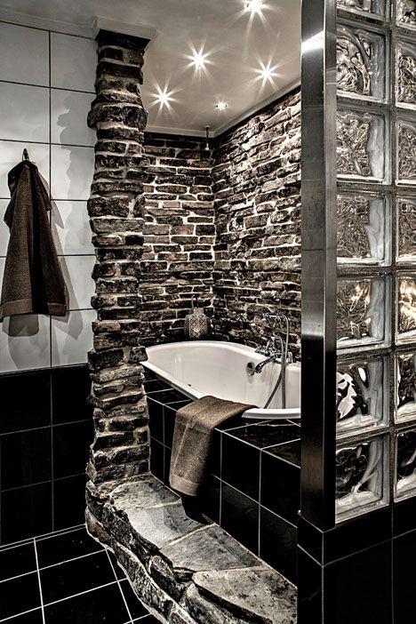 rivestimento pietra bagno 11