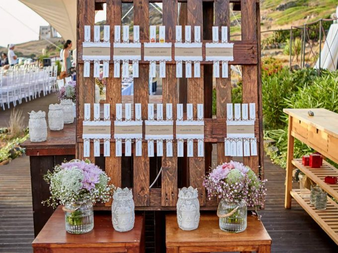 Tableau Marriage To 6 Pallets