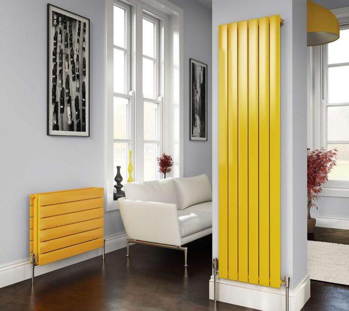 Dipingere e decorare i termosifoni