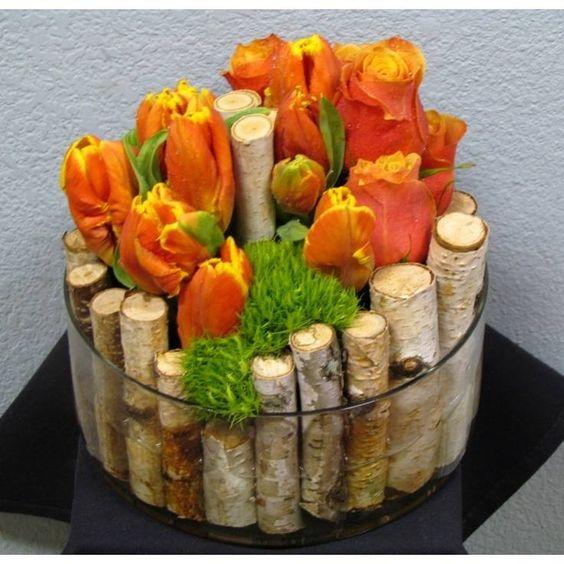 vaso fai da te legno 11