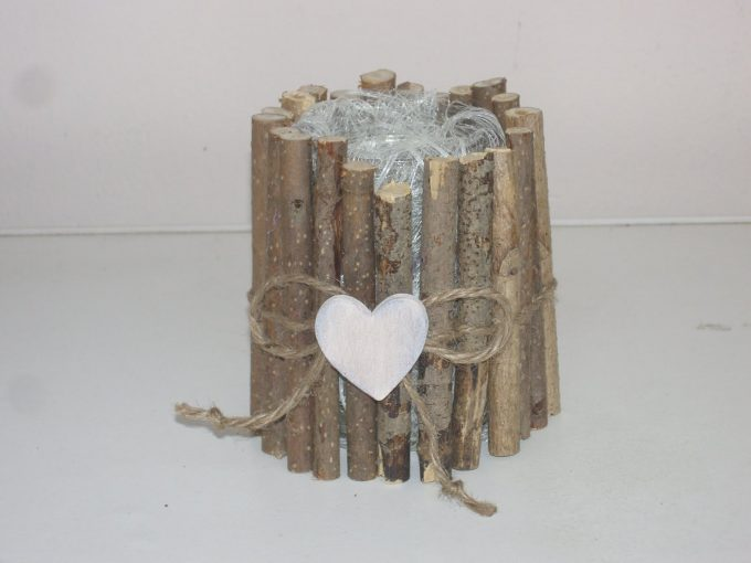 vaso fai da te legno 12