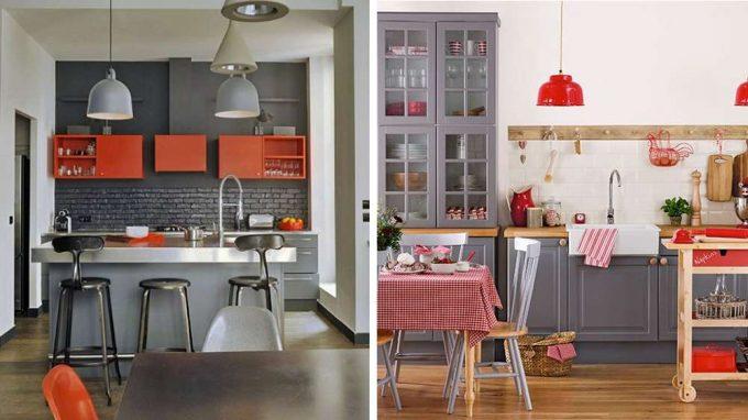 ispirazione cucina un tocco bistrot in cucina 20 idee da vedere. Black Bedroom Furniture Sets. Home Design Ideas